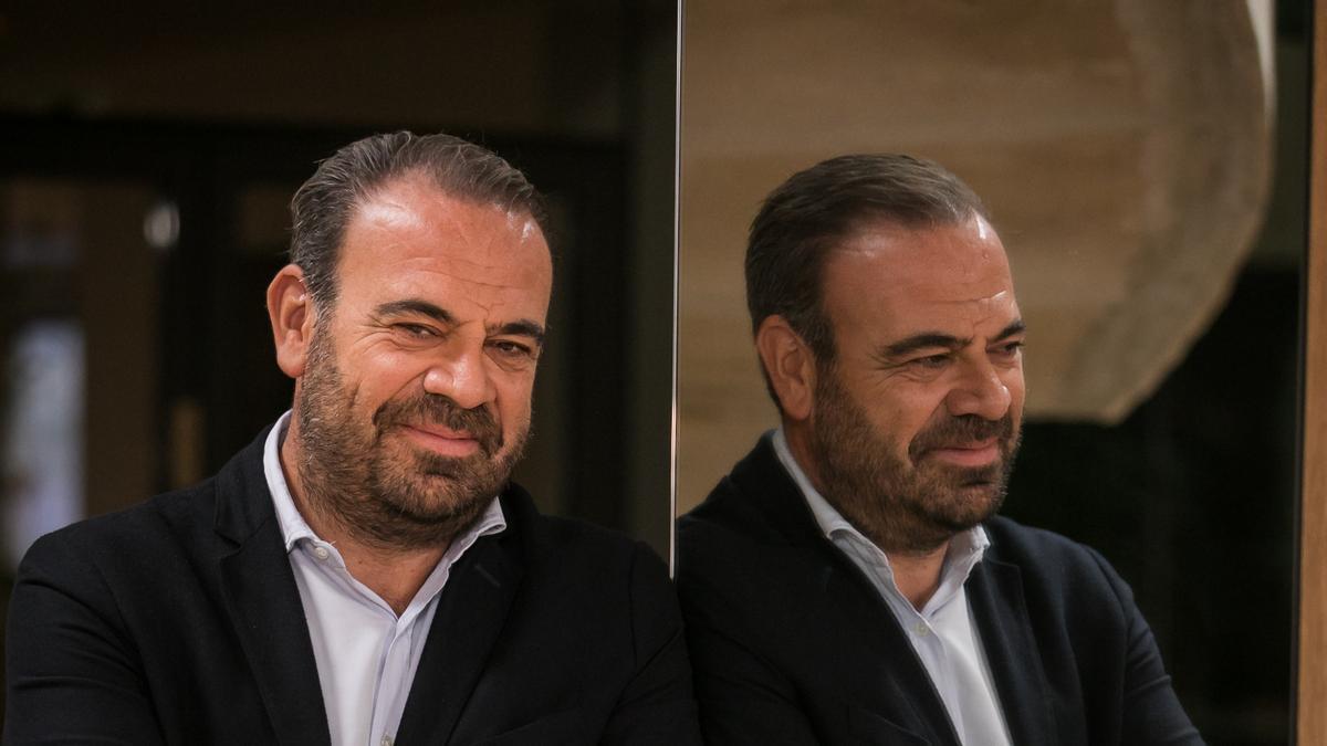 Gabriel Escarrer Jaume, CEO de Meliá Hotels y presidente de Exceltur