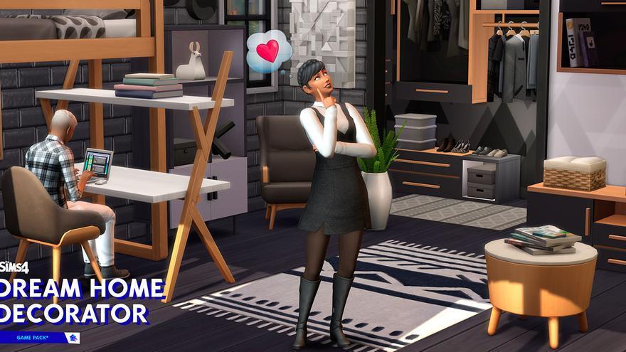 Descubre los secretos de Los Sims 4 Interiorismo, el nuevo pack de reforma y rediseño