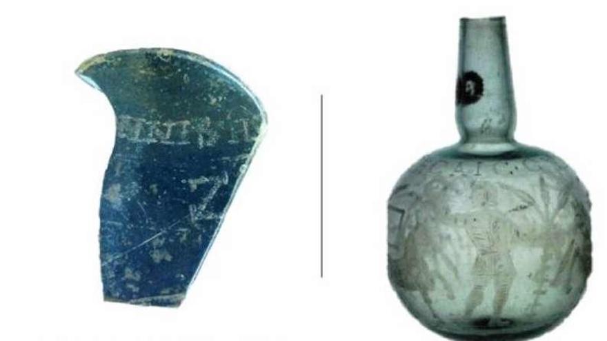 """Hallan en Veranes un """"mensaje hedonista"""" de hace 1.600 años"""