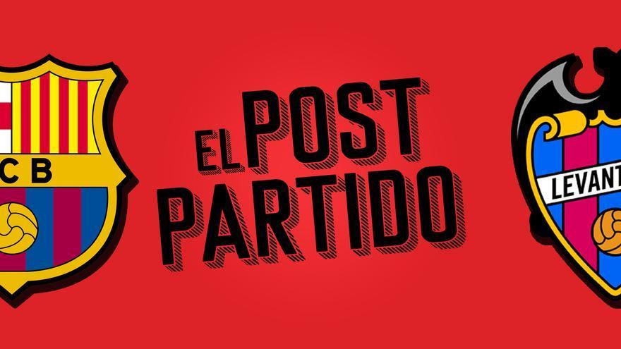 El post partido del Barça - Levante: Ansu Fati levitó