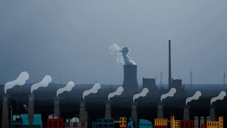 Las nuevas térmicas de China anulan el efecto de los cierres en EE UU y Europa