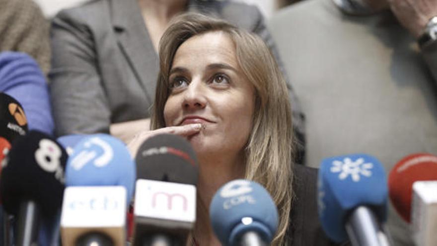 Tania Sánchez reconoce que colabora con Podemos