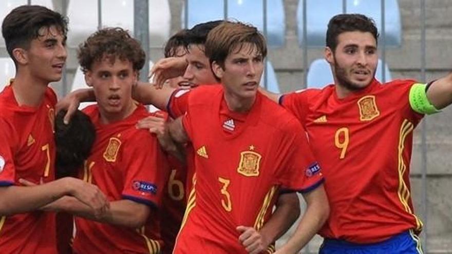 Ferran Torres marca y decide en la victoria de España ante Italia