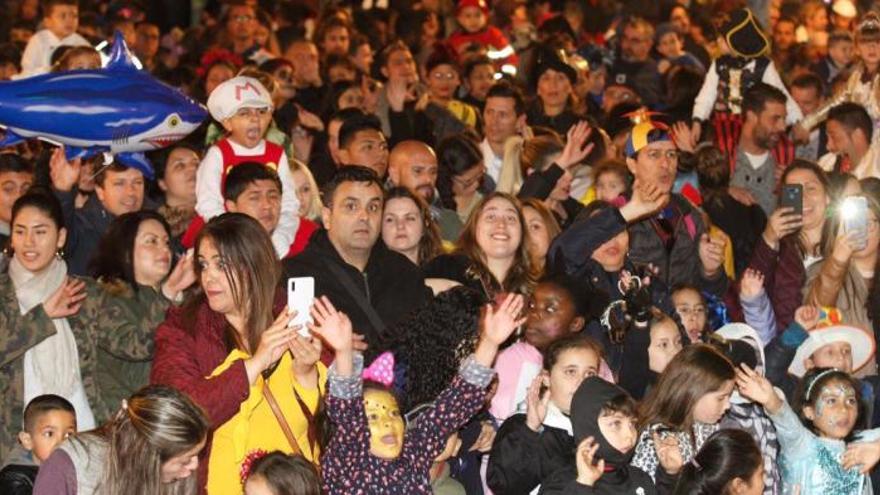 Las mejores imágenes del Carnaval de Alicante