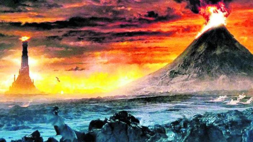 Fascinación por los volcanes