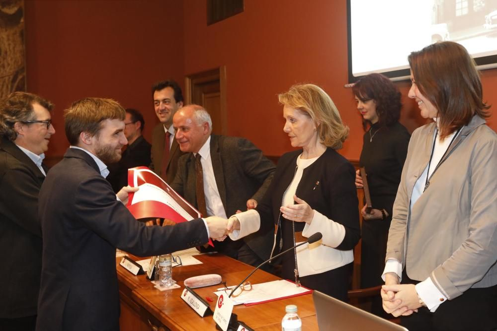 Premis de la Cambra de Comerç de Girona als Establiments històrics