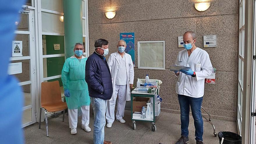El Sergas solicita licencia para el centro de salud porriñés