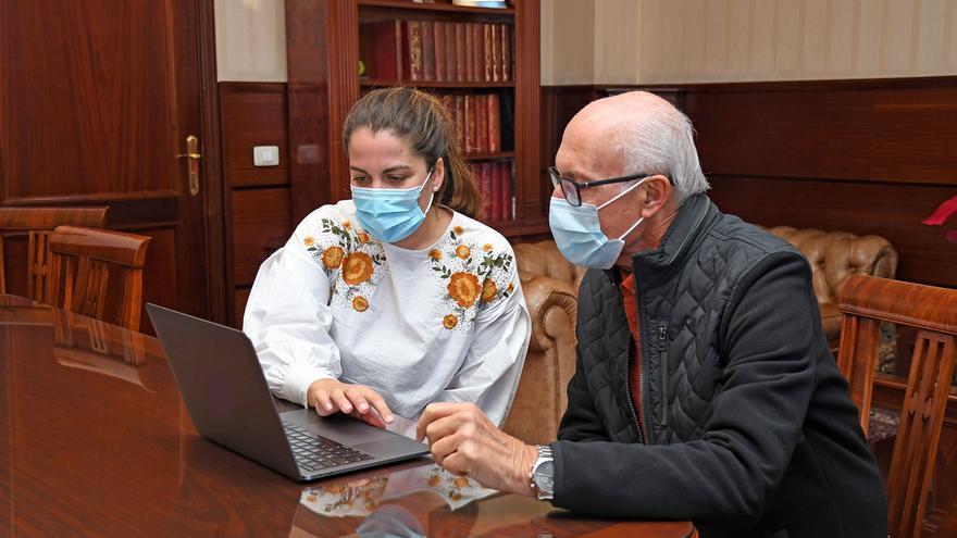 Santa Úrsula renueva la web municipal