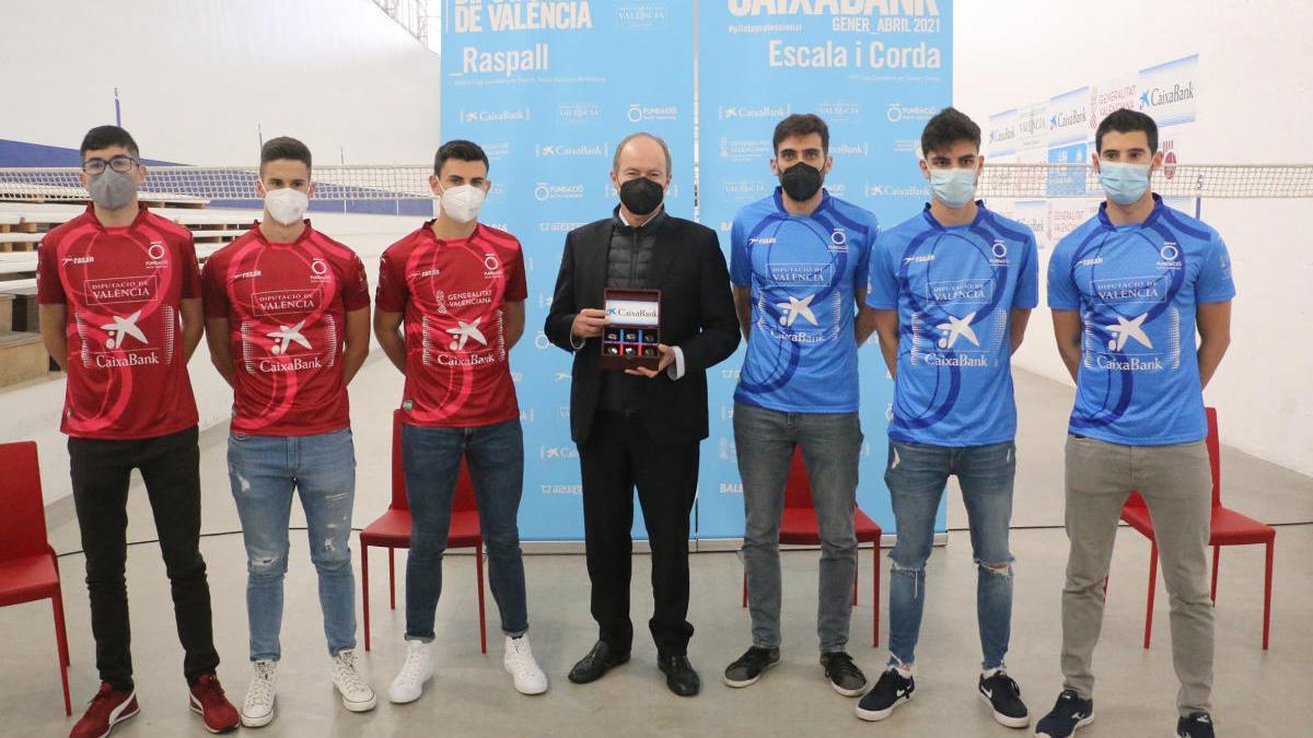 L'equip del Genovés vestirà de roig, mentre que el de Xeraco lluirà el blau.