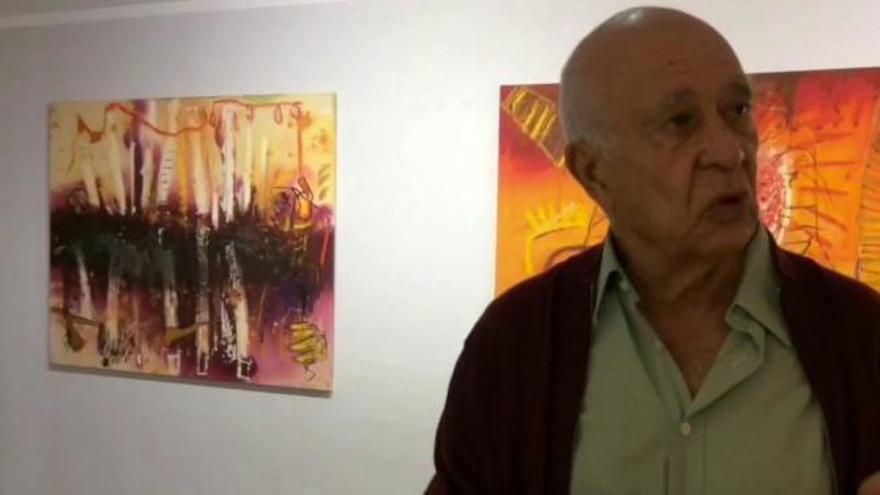 Félix Juan Bordes expone 'Pintar lo invisible. La apariencia de las cosas' en el Cicca
