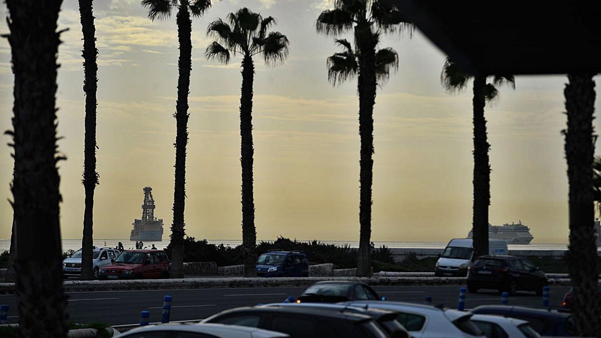 Canarias hierve con temperaturas  de más de 33 grados en pleno otoño
