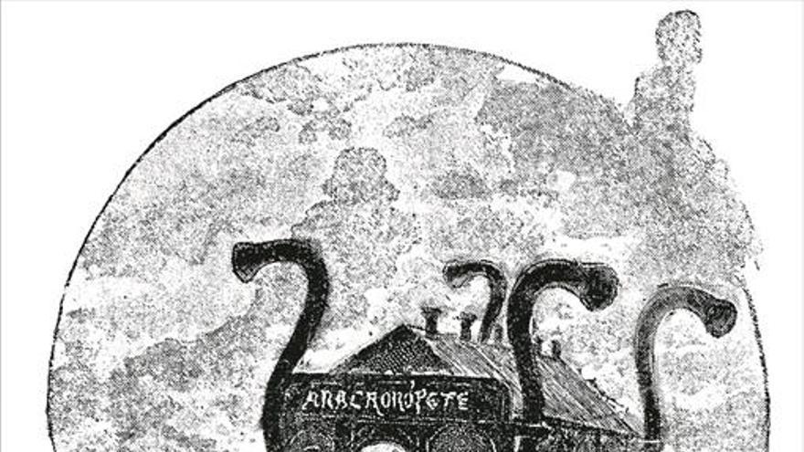 'El Anacronópete' desafía a 'El Ministerio del Tiempo'