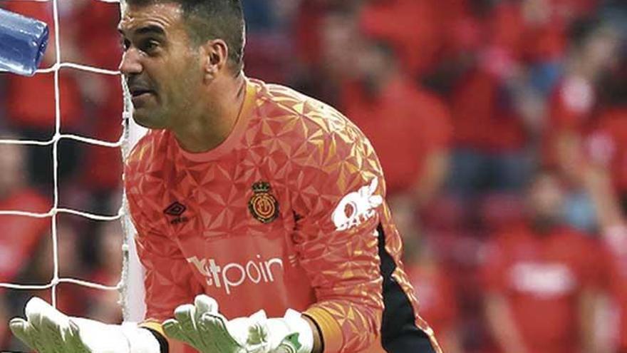 El Mallorca lleva encajados seis goles antes del minuto quince