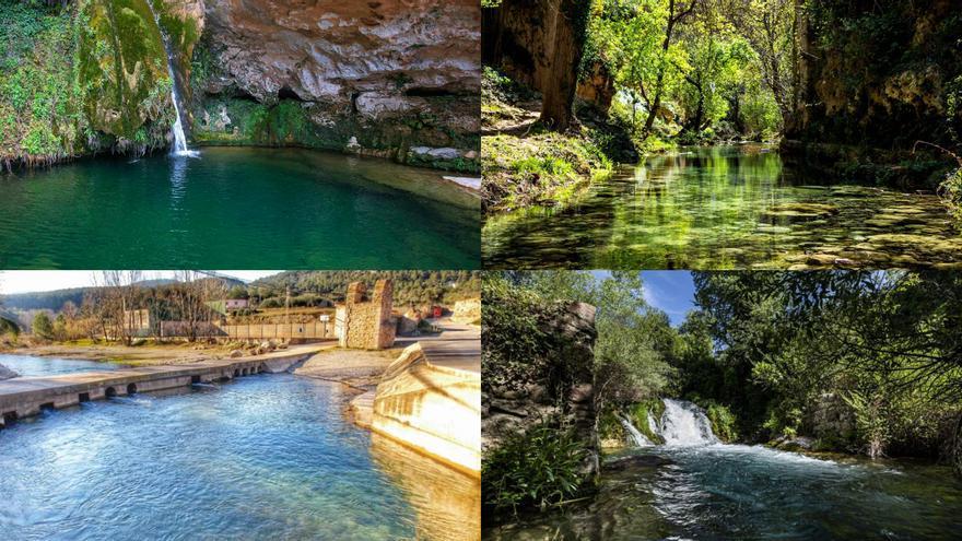 Los mejores ríos para bañarse en Castellón
