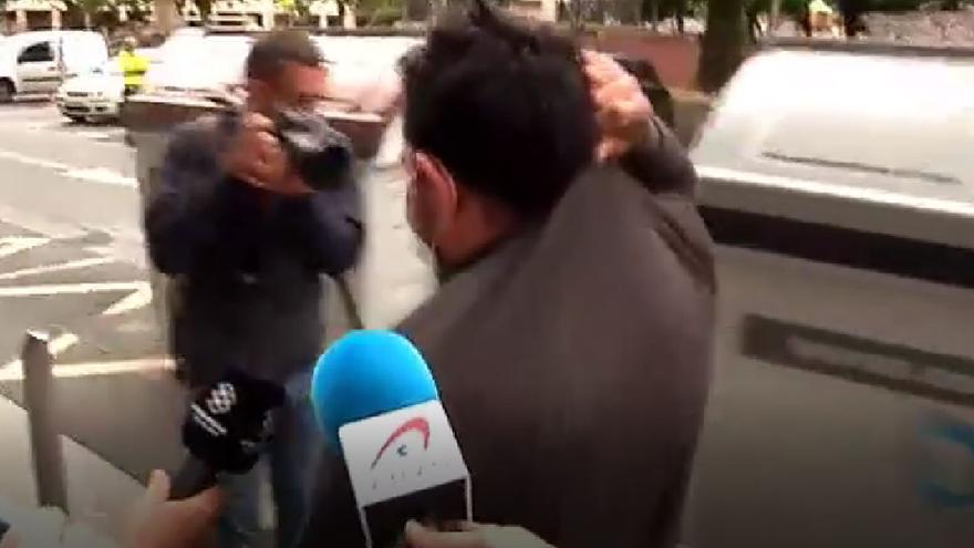 Nueva detención en Barakaldo en relación a la brutal paliza de Amorebieta