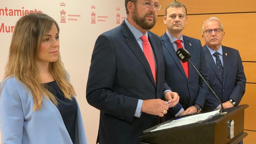 Murcia invierte 450.000 euros en mejorar la fibra óptica