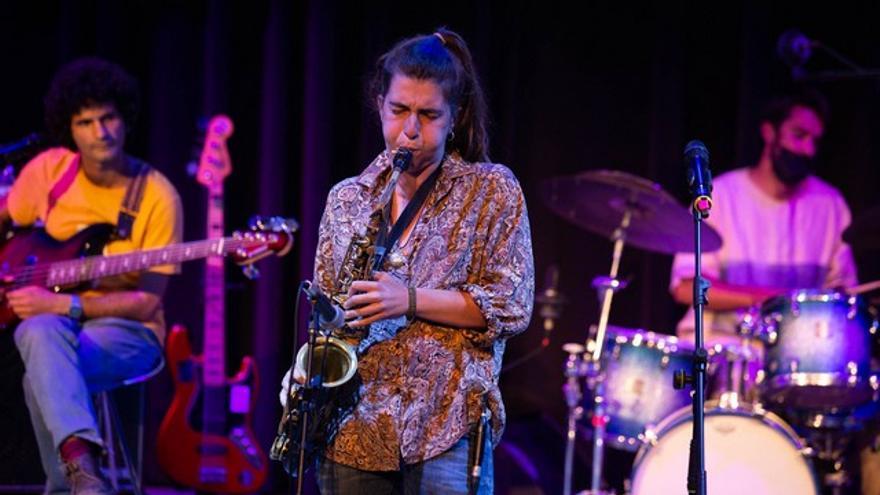 Paula Espinosa gana el Premio de Música Joven Alberto Delgado 2021