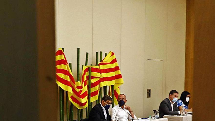 Los críticos piden en su demanda suspender el Congreso del PAR