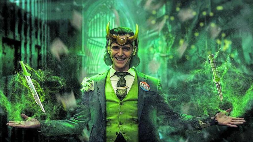 'Loki' El futuro de Marvel