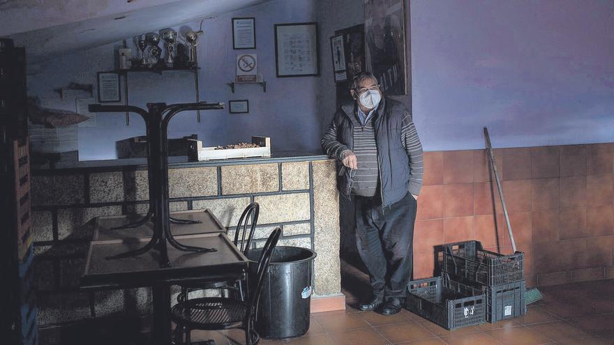 Zamora: pueblos sin bar al que volver