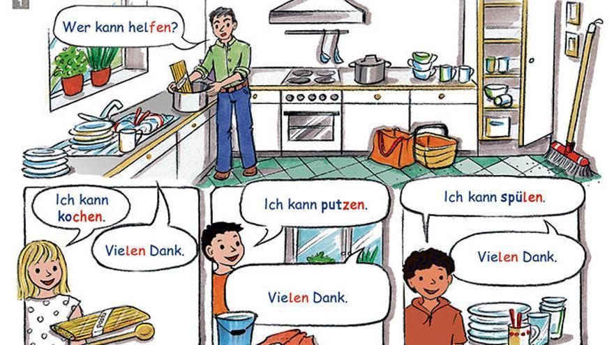 Wie lernt mein Kind Deutsch auf Mallorca?