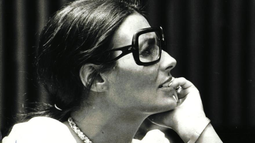 Fallece en Palma Maruja García Nicolau, miss España y miss Europa en 1962