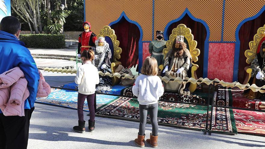 Una visita Real con controversia en Elche