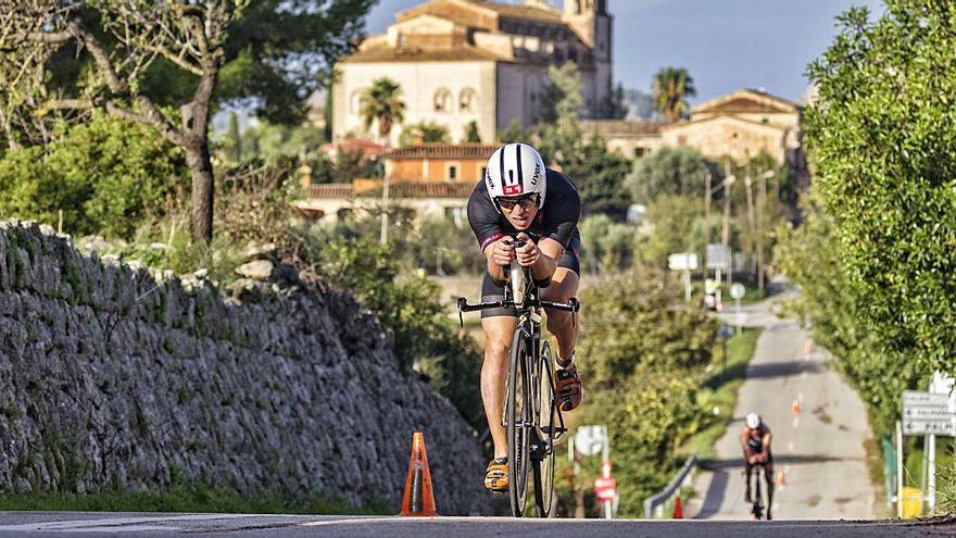 Alcúdia celebra hoy el espectacular y exigente Ironman Mallorca 70.3