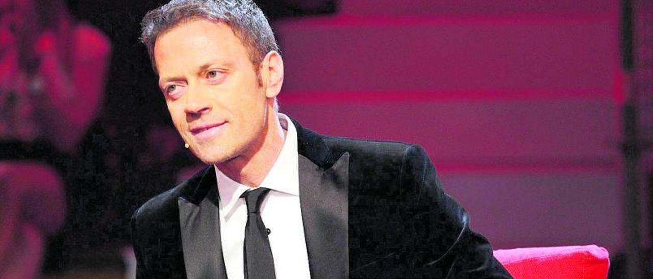 Rocco Siffredi,  en plató: «La pornografía actual está dominada por mujeres, los hombres son meros esclavos».