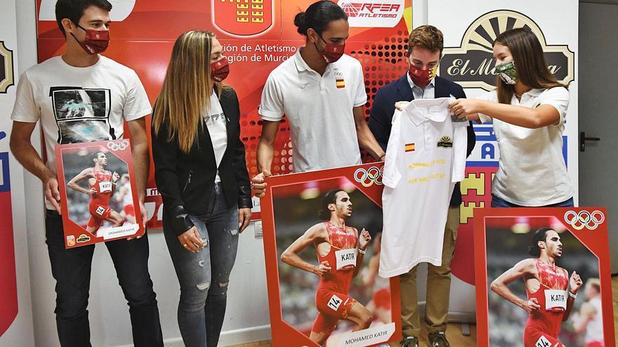 Moha Katir pone su mirada en el Mundial y el Europeo de 2022