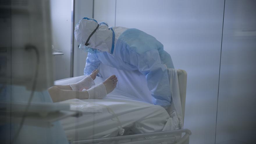 Les persones obeses amb covid tenen un 88% més de probabilitat d'hospitalització