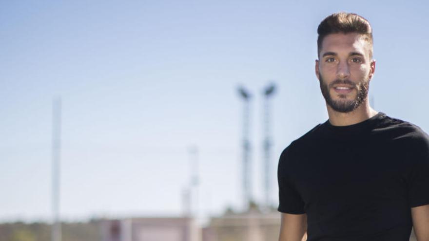 """Rubén Rochina: """"La selección española no  tiene un jugador  del perfil  de Morales"""""""