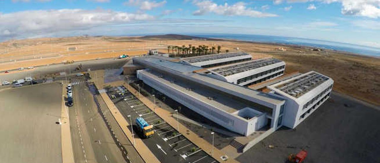 Empresas europeas se interesan por instalarse en el Parque Tecnológico