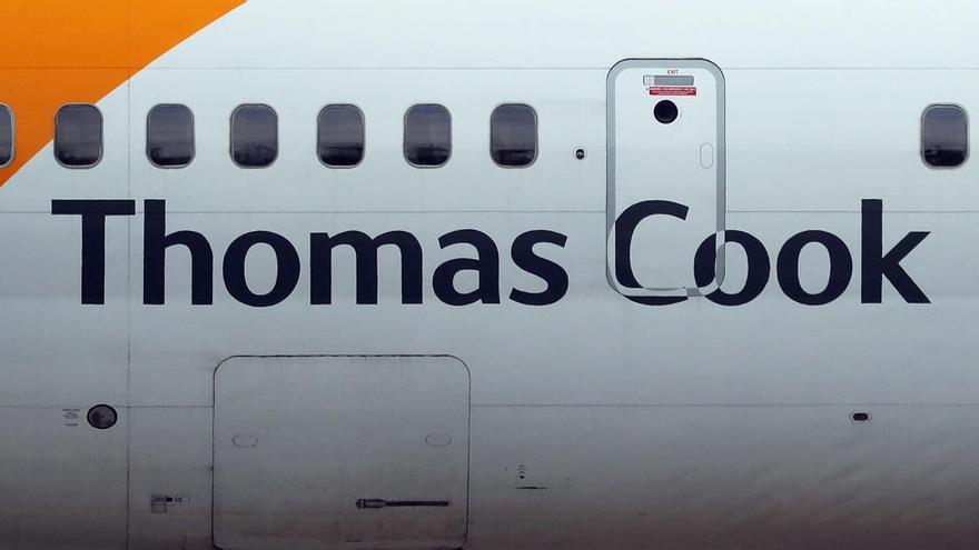 La quiebra de Thomas Cook pone en riesgo 2.500 empleos en España