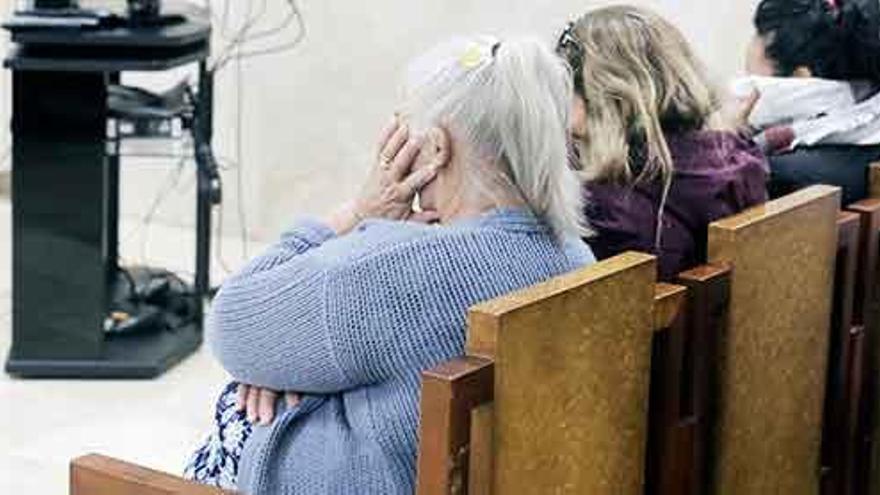 'La Paca', condenada a tres años de cárcel y 12 millones de multa por blanqueo