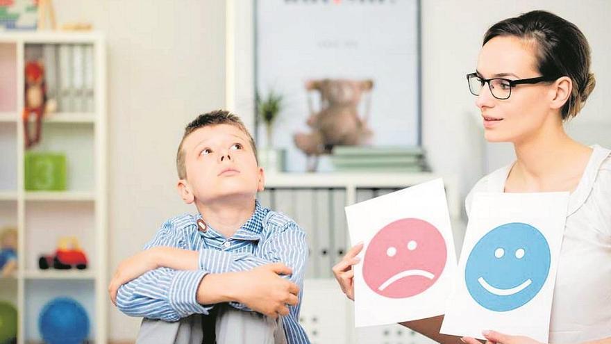 Cómo reconocer a un niño Asperger
