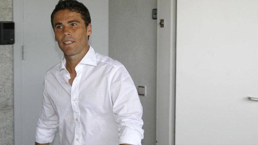 L'exentrenador del Girona Rubi, nou tècnic de l'Espanyol