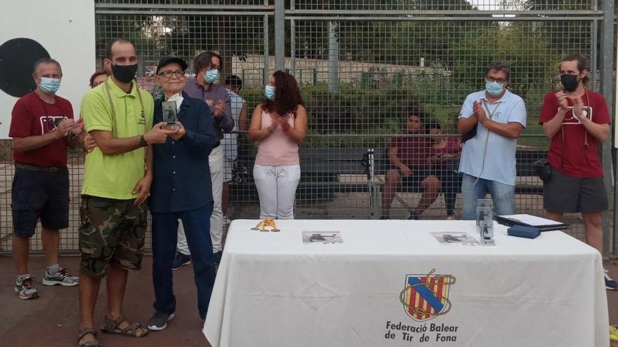 Carlos Méndez, del Club JASA-Eivissa, triunfador del VI Trofeu Josep Sanchís