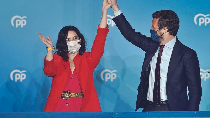 ¿Qué está pasando en el PP de Madrid? Los protagonistas de la guerra interna