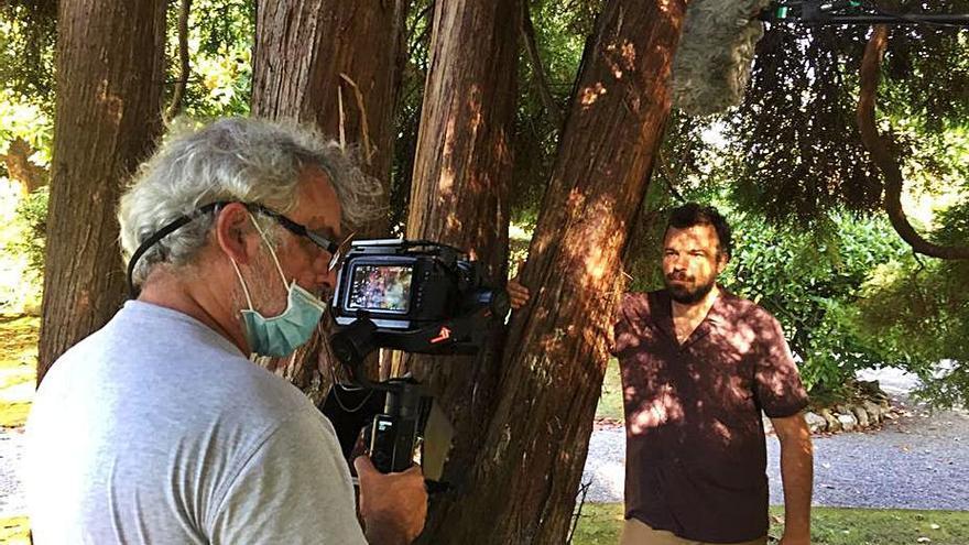 El jardín del Museo Evaristo Valle protagoniza un documental televisivo