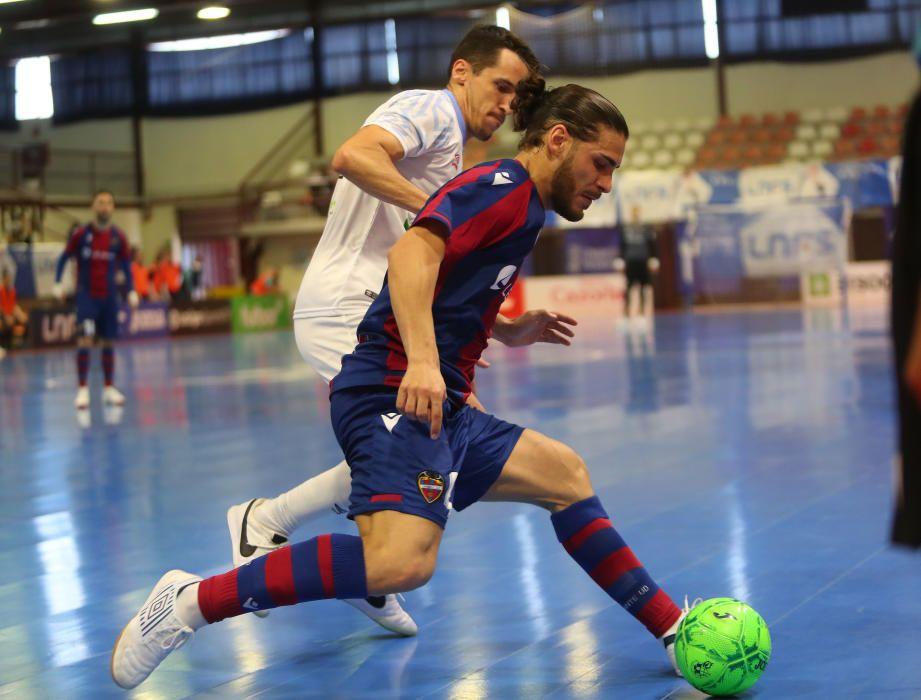 Levante UD FS - BeSoccer CD UMA Antequera