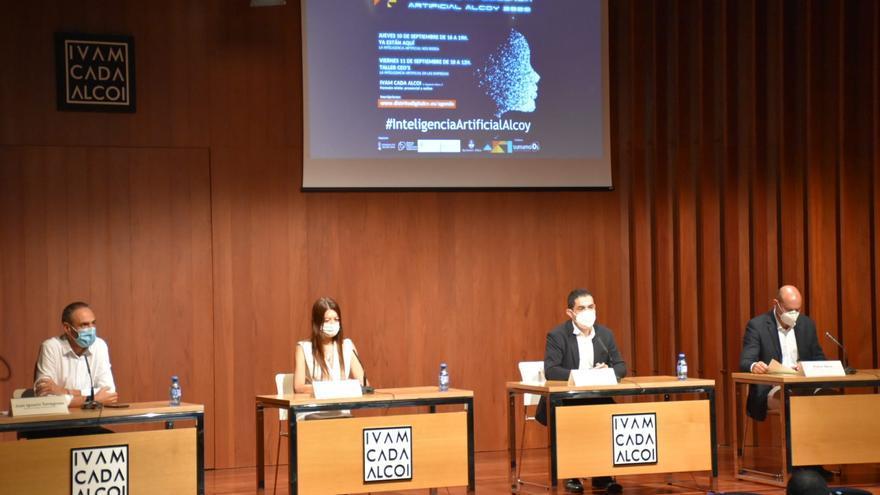 Distrito Digital organiza en Alcoy unas jornadas sobre las aplicaciones de la Inteligencia Artificial