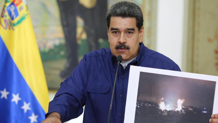 Venezuela detiene a un periodista hispanovenezolano acusado de sabotaje