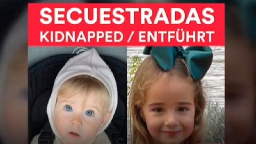 El padre de las niñas de Tenerife acabó denunciado la noche de la desaparición