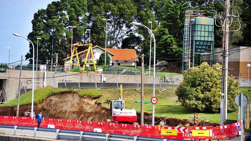 La Xunta detalla a Varela los 33 millones a invertir en el saneamiento de Vilagarcía
