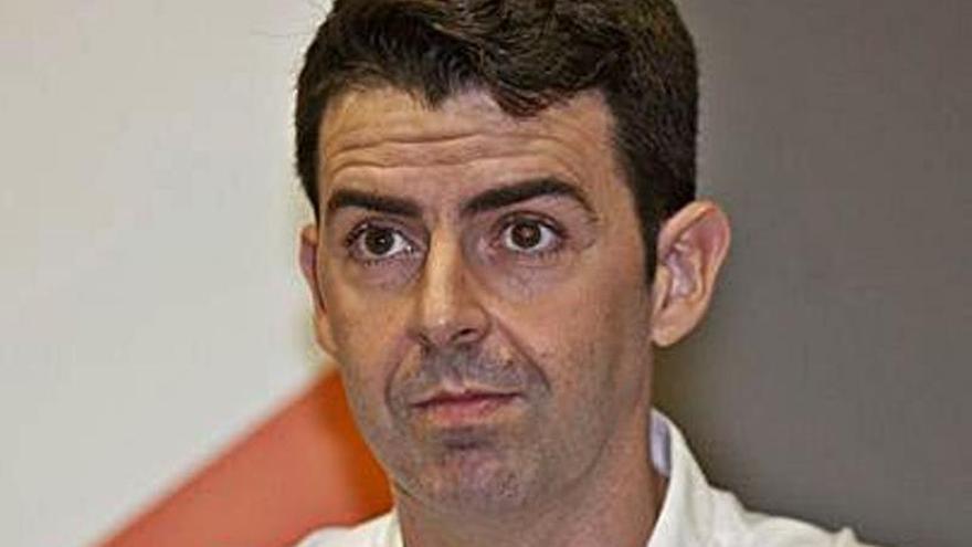 David Alonso, coordinador de Cs en Laviana