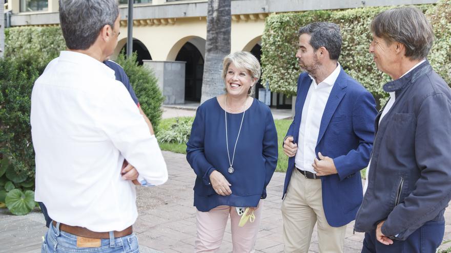 Unidos por Gran Canaria concurrirá en solitario a las elecciones 2023