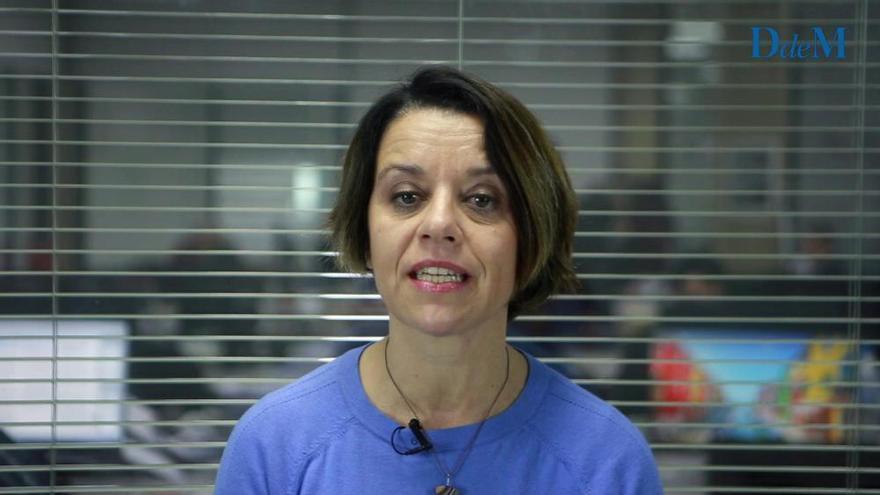 """Maria Ferrer: """"Políticos que bajan a la tierra"""""""