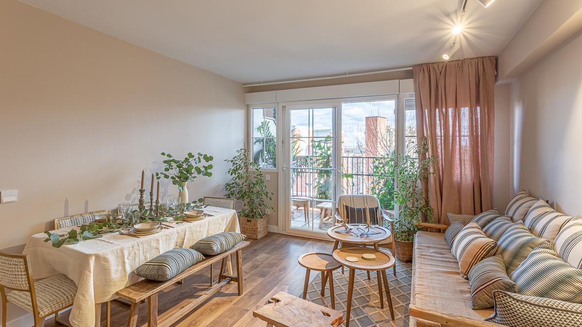 Las viviendas se adaptan a las nuevas necesidades creadas tras la crisis de la COVID-19.