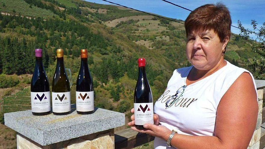 La DOP Cangas crece con 4 vinos nuevos en el mercado